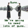 The Matrix / paraphrased line from film